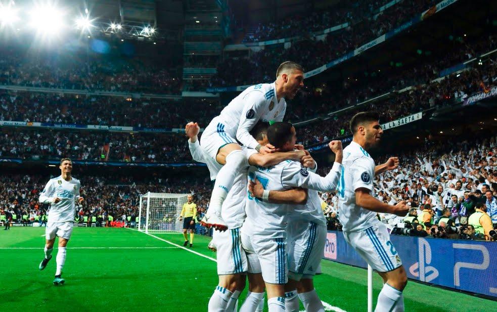 Real Madrid in finale di Champions League: 2-2 in casa contro il Bayern Monaco. Oggi tocca Roma-Liverpool
