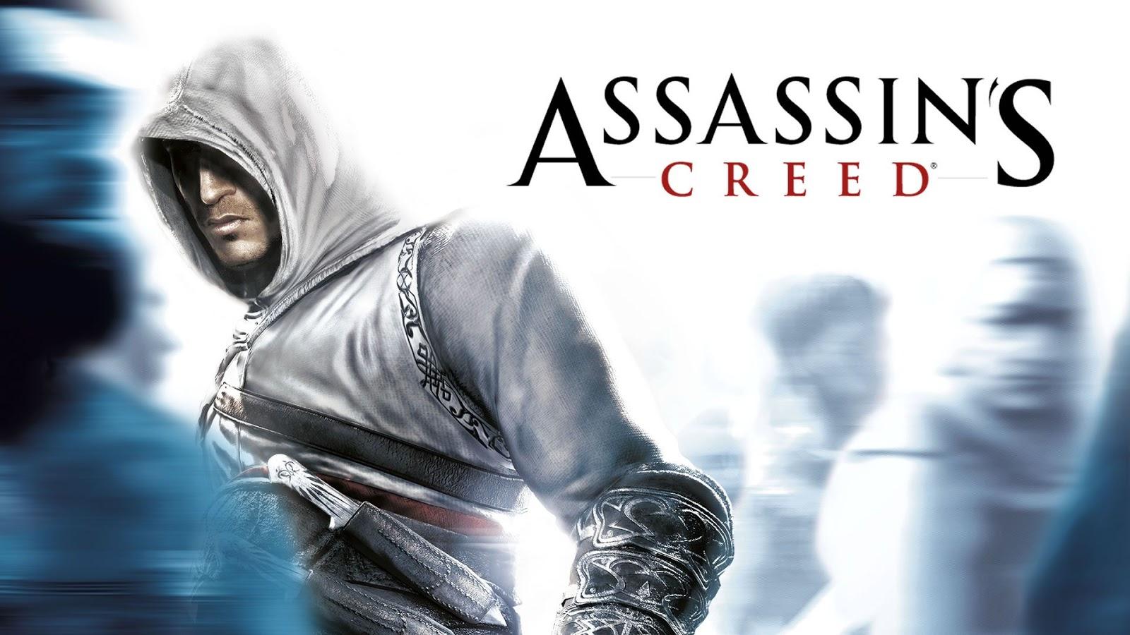 تحميل لعبة المغامرة والتسلل أساسينز كريد الجزء الأول - Assassin's Creed