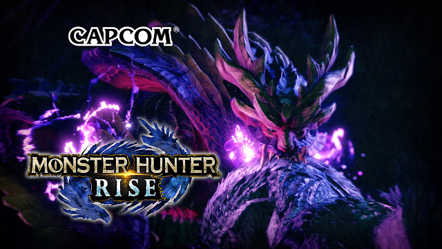 monster hunter rise free post launch content update capcom nintendo switch action rpg 2021