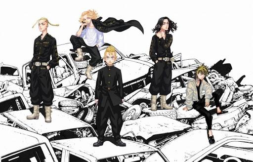 KOMIK TAWURAN ANAK SMP: TOKYO REVENGER!