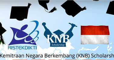 Fully Funded: Kemitraan Negara Berkembang (KNB) Indonesian Government Scholarships 2021 for Students from Developing Countries