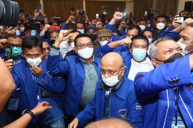 Moeldoko Ketum Demokrat, KLB Pecat AHY dan SBY Dari Partai Demokrat