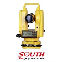 JUAL ALAT SURVEY DIGITAL THEODOLITE SOUTH ET-02 BERAU
