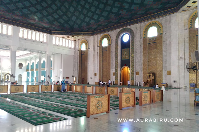 Mihrab Masjid Al Akbar Surabaya