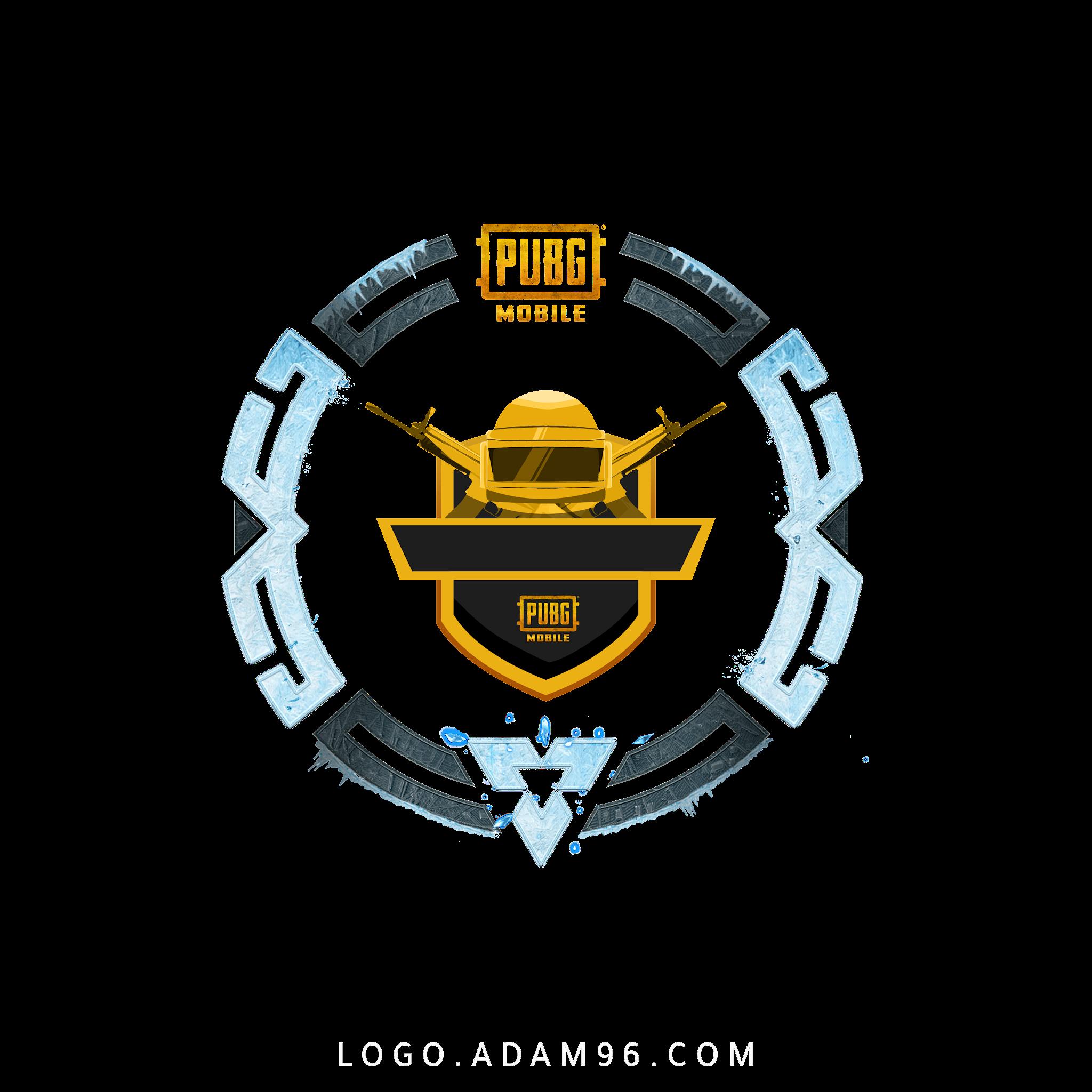 تحميل شعار ببجي بدون اسم مجانا بصيغة شفافة Logo pubg PNG