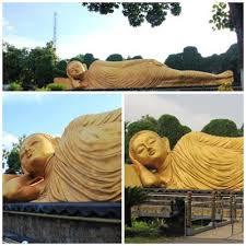 Sejarah Pembuatan Patung Budha tidur
