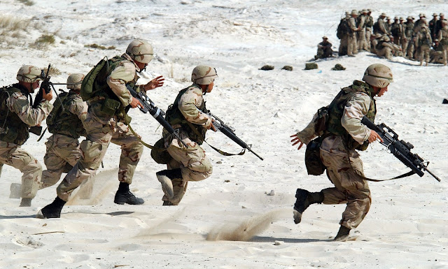 5 Most Strongest Military Force in the World