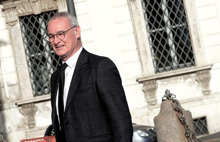 "Ranieri: ""Italiji je potrebna mladost"""