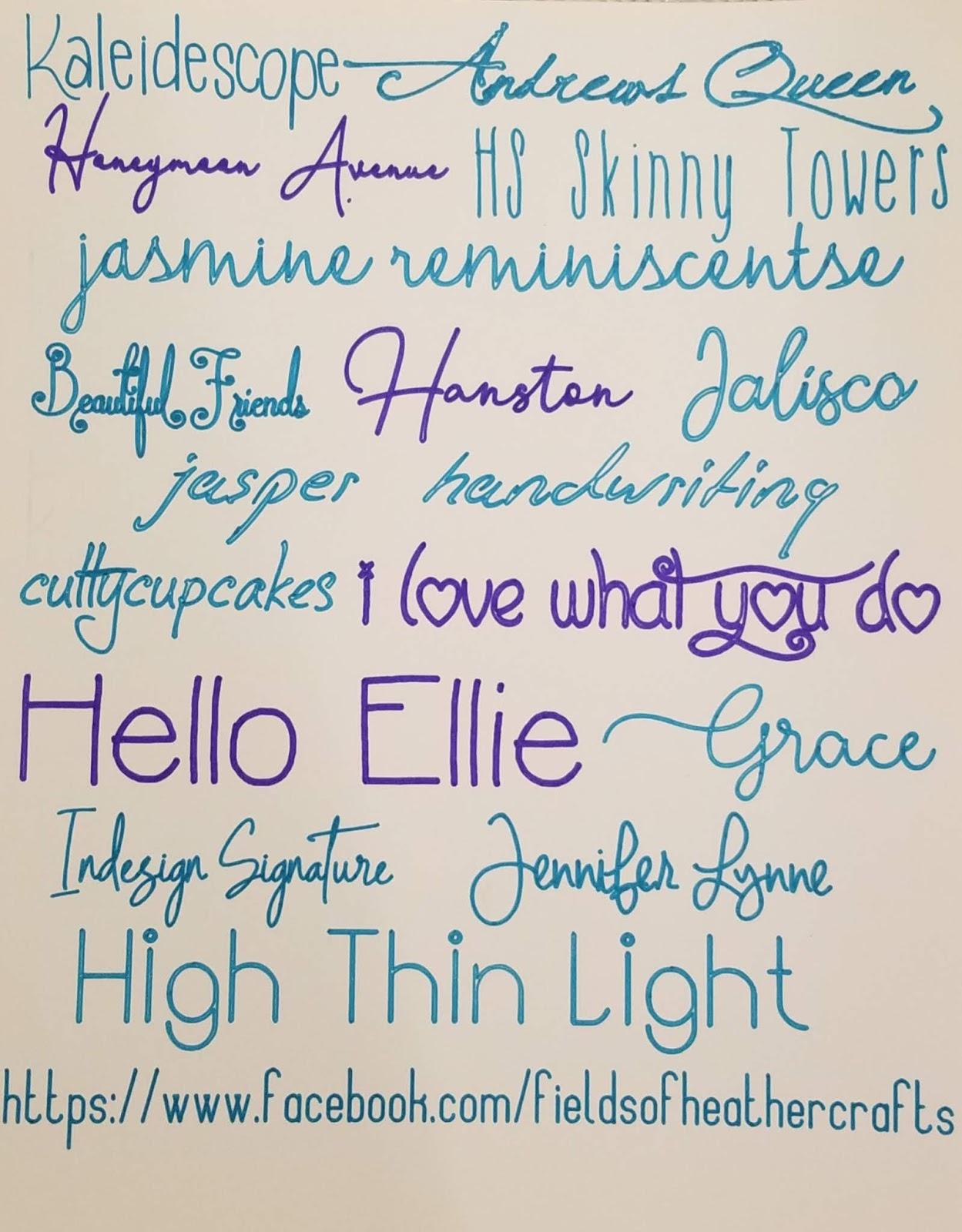 Best essay fonts