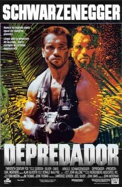 Depredador 1 (1987) Online latino hd