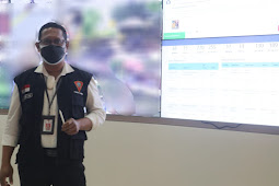Richard Louhenapessy Resmikan Command Center Pada HUT Kota Ambon