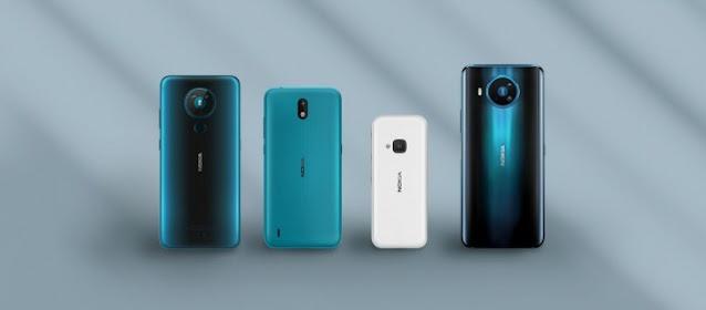 Deux petits prix arrivent chez NOKIA, le Nokia 2.4 et le Nokia 3.4