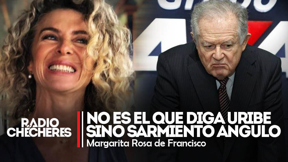 Margarita Rosa de Francisco responde a hija de Luis Carlos Sarmiento Angulo y su amenaza de despedirla