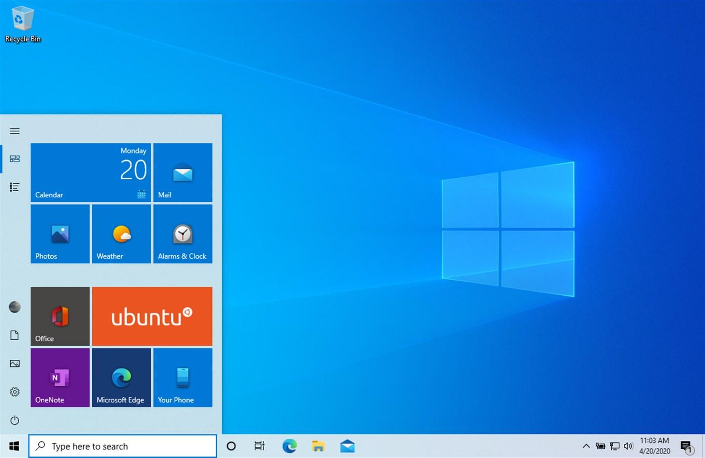 Ubuntu-20-04-LTS-Windows 10