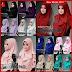 RYB011B Hijab Jilbab Cantik Flowing Murah Pad BMG Online Shop