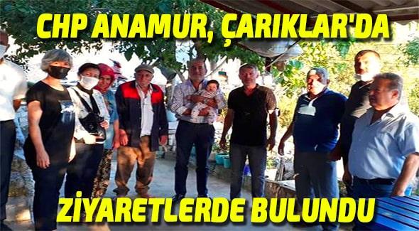 CHP ANAMUR,Durmuş Deniz,Anamur Haber,Anamur Son Dakika,
