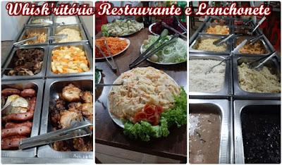 Whisk'Ritório Restaurante e lanchonete