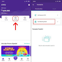 Cara Cairkan Dana Kartu Prakerja di OVO ke Bank Lokal