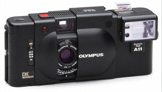 Olympus XA4 (1985)