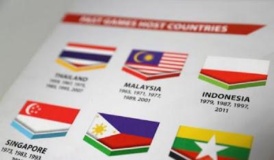 Insiden Bendera Terbalik di Sea Games Malaysia 2017 Memalukan