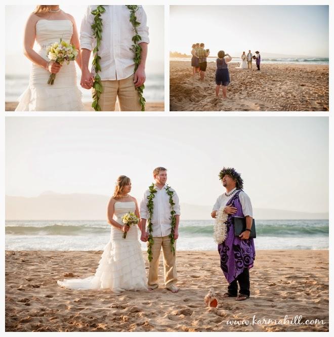 Hawaii Wedding Packages: Nicole & Carmen's Maui Wedding