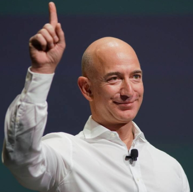 Jeff Bezos richest person in the world