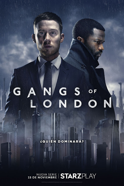 Cartel Gangs of London