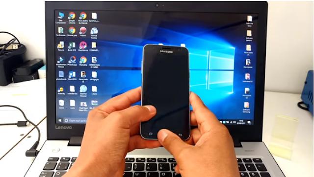 Aprenda como Instalar a Firmware (Stock Rom) nos aparelhos Samsung Galaxy J3 2016 SM-J320, J320M, J320H, J320F.
