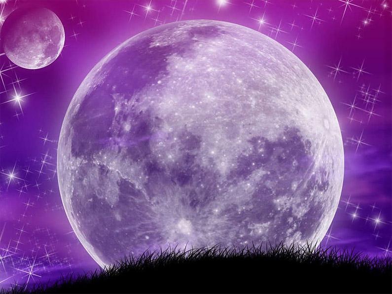 аспекты луны в июне 2019