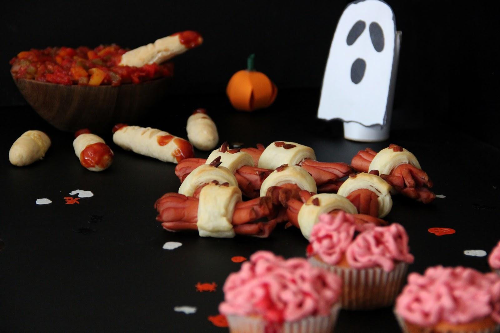 die leckersten halloween snack rezepte stilechtes nicht nur ein mamablog. Black Bedroom Furniture Sets. Home Design Ideas