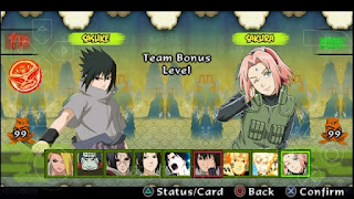 NEW NARUTO STORM 3 (MOD) NARUTO ULTIMATE NINJAN IMPACT PARA ANDROID PPSSPP (DOWNLOAD)