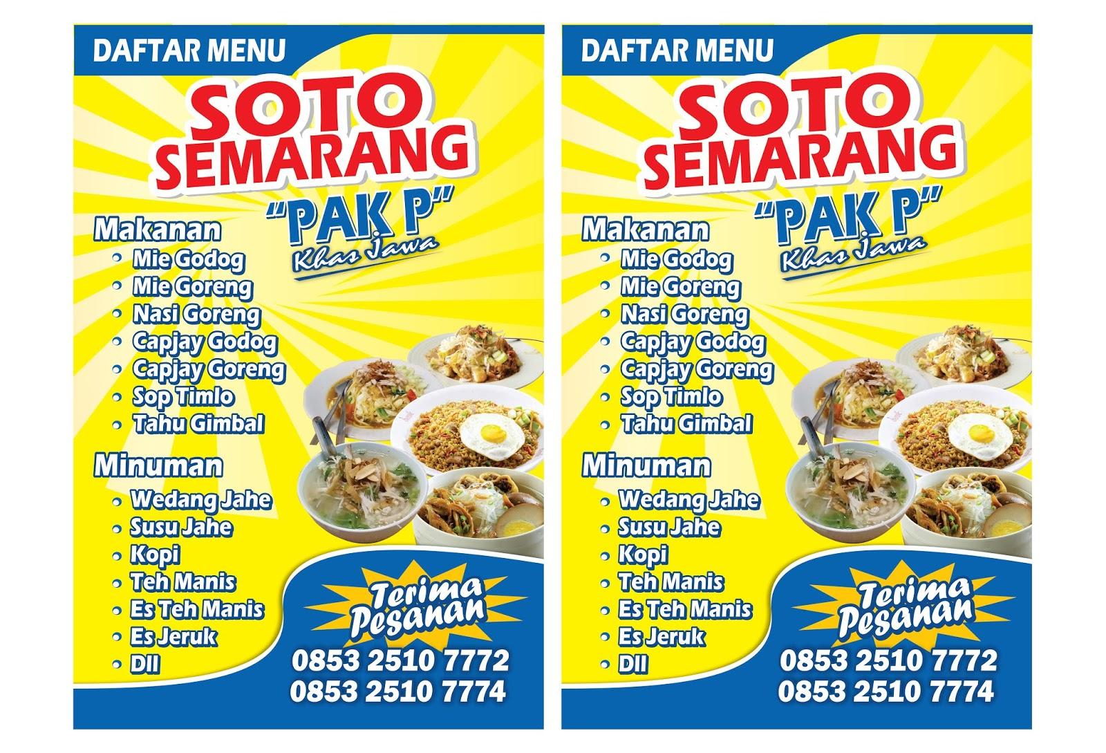Banner Soto Semarang Agen87