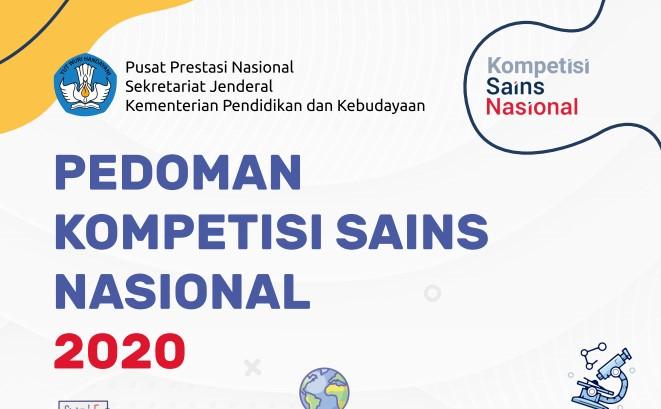 Panduan Kompetisi Sains Nasional (KSN) 2020