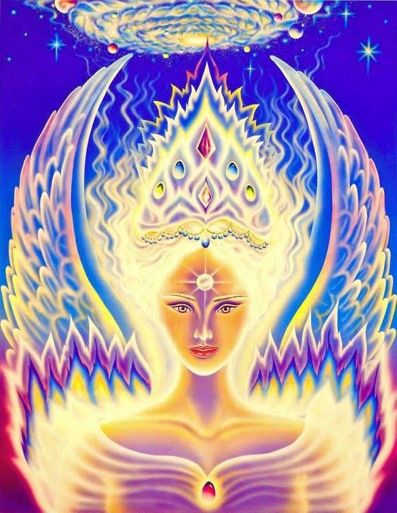 Resultado de imagen de arcangel Rafael cirugía eterica blog isis alada