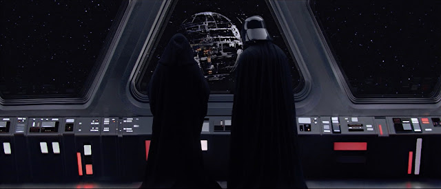palpatine and darth vader