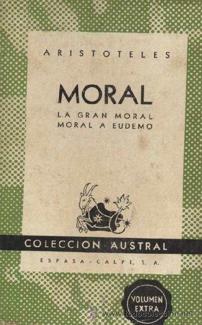 La Gran Moral – Aristoteles