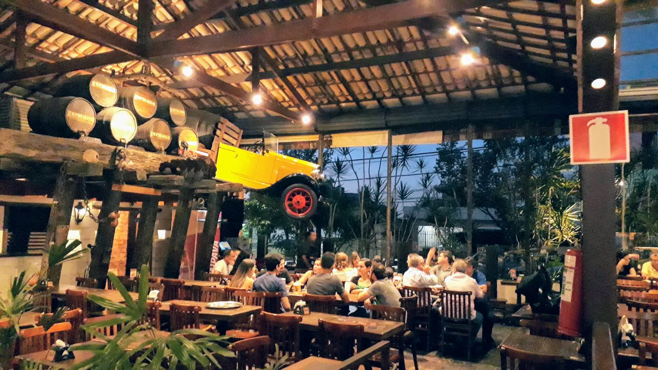 Restaurantes Temáticos em Belo Horizonte