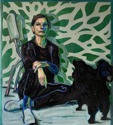 "Série ""It Looks How It Feels"" Selfportrait, Agnes Grochulska"