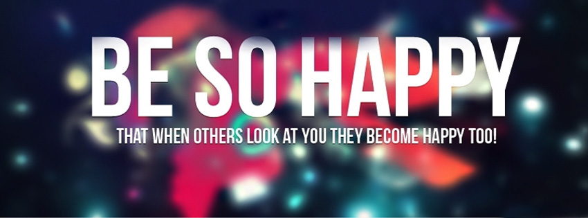 facebook cover quotes happy - photo #35