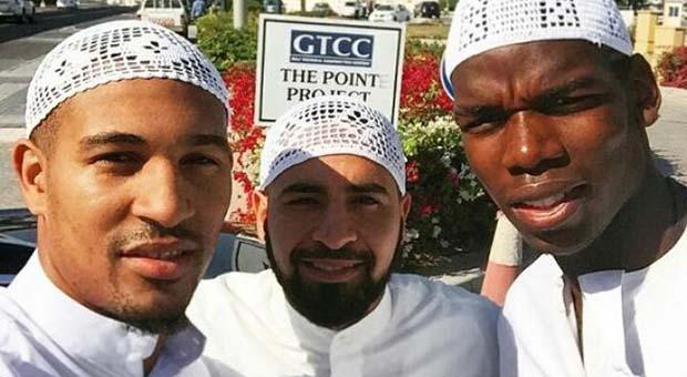 Masuk Islam, Paul Pogba Merasa Lebih Damai