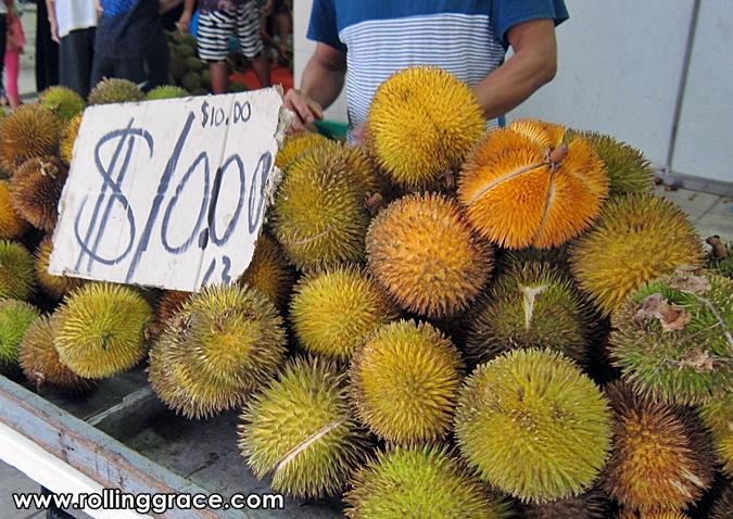 brunei durian