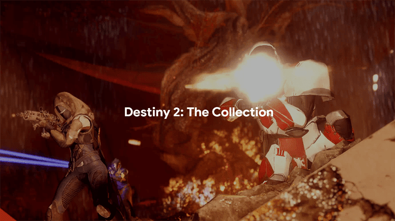 Desitiny 2 and 30 more games revealed as launch titles