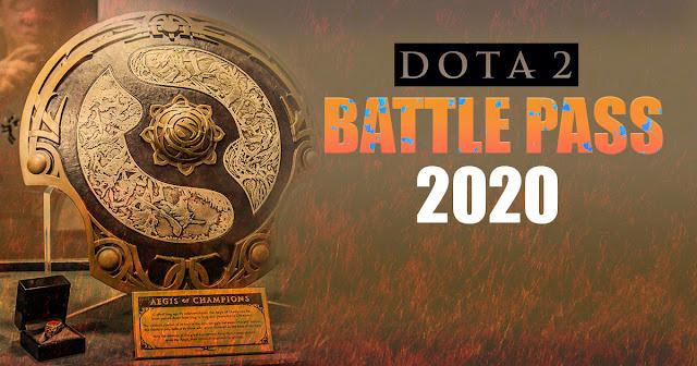 Dota 2 battle pass 2020