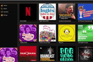 Poddr - Cliente podcast para seu desktop