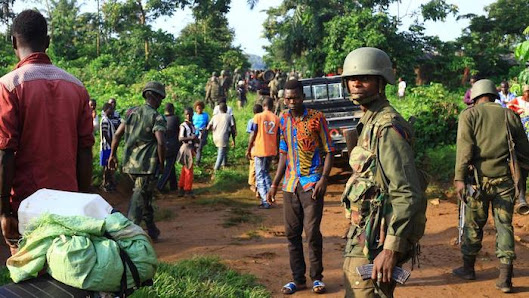 Civilians Burned, Hacked to Death, Rebels in DR Congo,News,