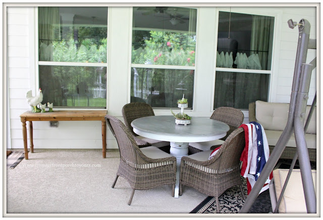 Ikea Table Makeover-Patio-Table-From My Front Porch To Yours