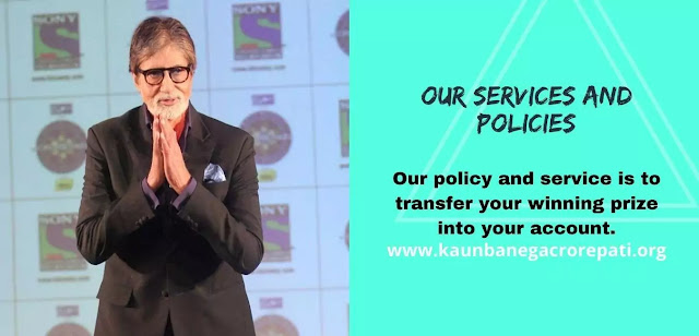 KBC Services And Policies
