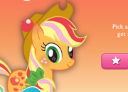 Applejack Mix Up juego