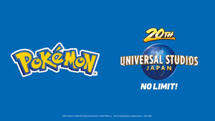 Pokémon Company Parceria com Universal Studios Japan