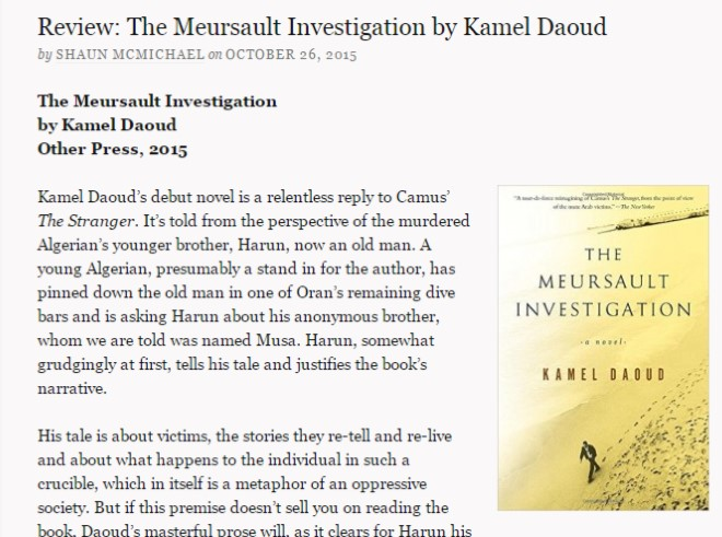 meursault justifies murder essay Meursault's reversion to dated concepts is quite peculiar and borders on the bizarre considering he uses a revolver – a modern weapon – to murder the arab he appears to reject his status, his reality, by his allusions to religion and a past characterised by non-science and superstition.